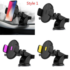 Automatic Locking Phone Car Holder