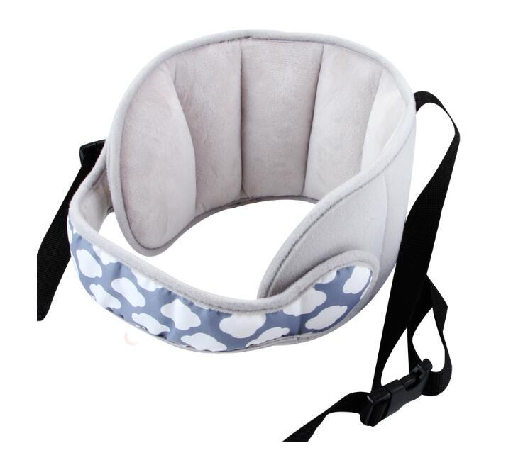 Child Car Seat Head Support Comfort Sleep