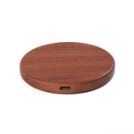 KEYSION Wood Wireless Charger Charging Pad