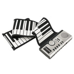 Portable 61-Key Flexible Digital Piano