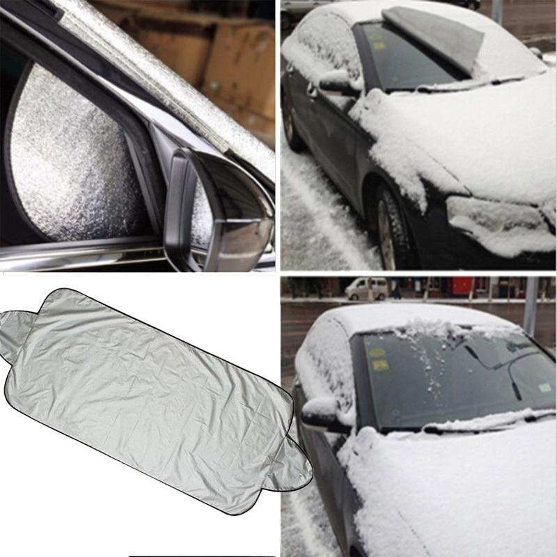Snow Ice Cover Windshield Cover Protector