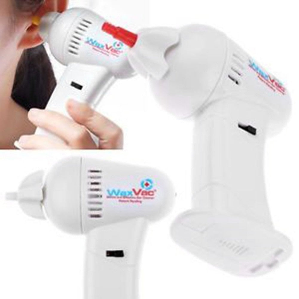 Ear Wax Cleaning Vacuum