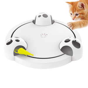 Interactive Cat Electronic Toy