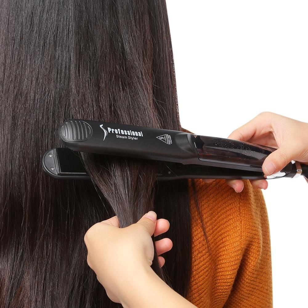 Professional Salon Ceramic Tourmaline Flat Iron