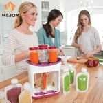 Squeeze Station Baby Food Maker