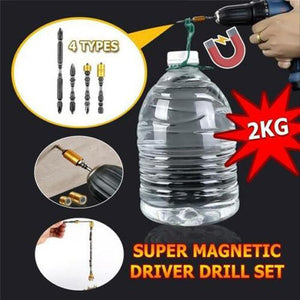 Magnetic Hex Nut Driver Set