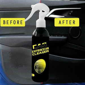 Car Interior Restoring Spray