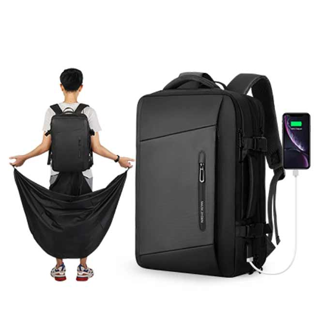 Waterproof raincoat travel bag