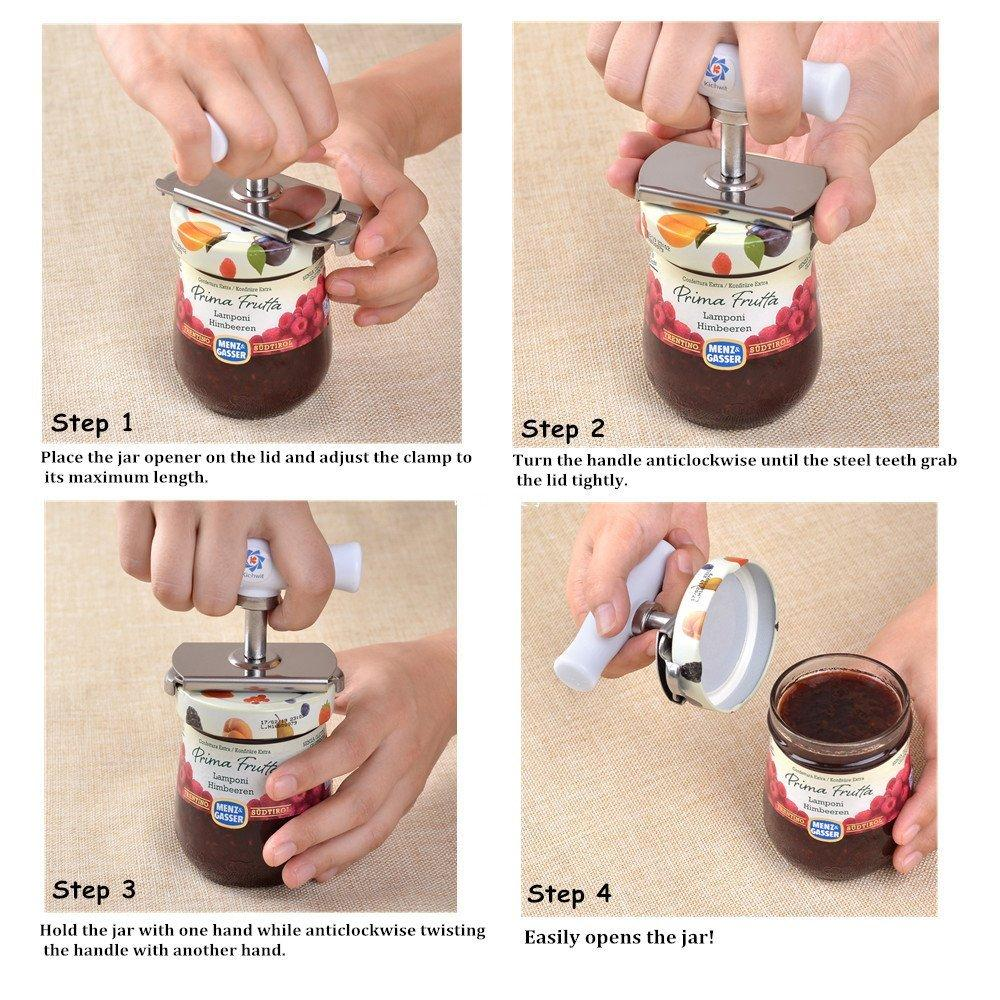 Arthritis Jar Opener For Seniors, Weak Hands
