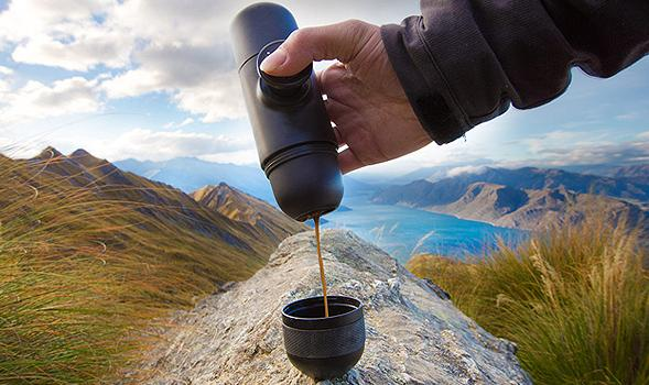 Mini Portable Espresso/Coffee Maker