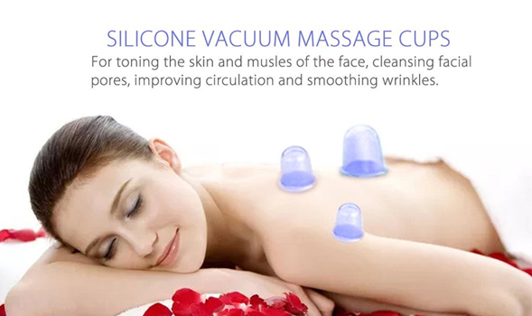 Anti Cellulite Cupping Therapy Body Massage Cups