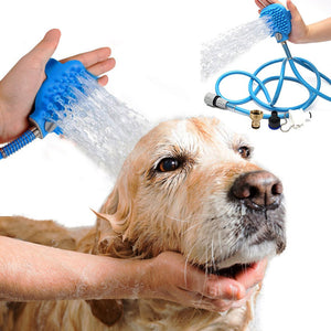 Dog Shower Massage Water Spray