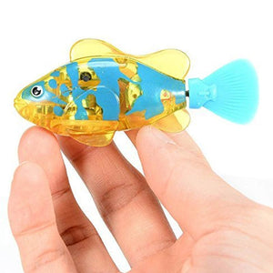 AquaBot™ Water-Activated Swimming Fish