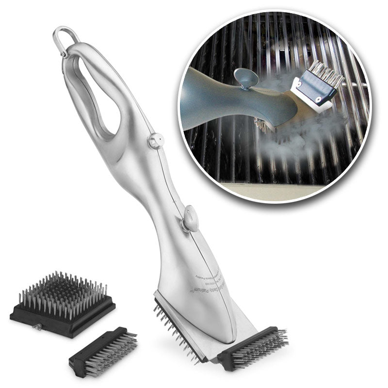 Grill Daddy Steam Brush