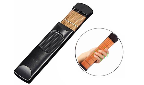 Pocket Guitar Portable Acoustic Instrument