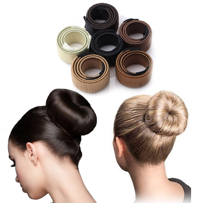 Hair Bun Donut Maker