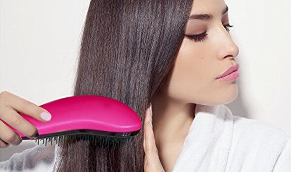 Magic Anti-Static Hair Detangler Brush