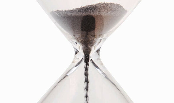 Magnet Hourglass Sand Timer
