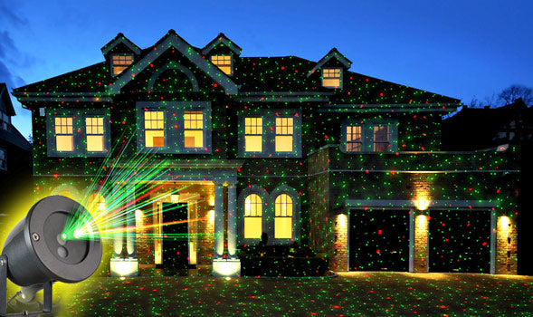 StarLight™ Holiday Wonderland Light Projector