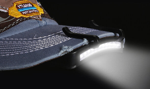 Clip-On Super Bright LED Headlight