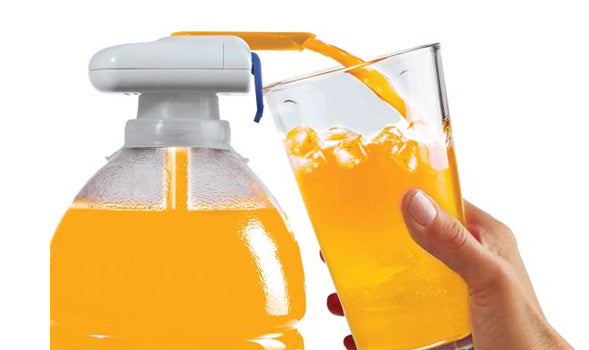 MagicTap™ Spill-Proof Drink Dispenser