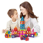 3D Magnet Blocks™ Educational Construction Set