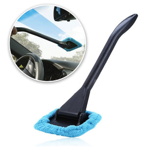 Car Windshield Microfiber Glass Cleaner