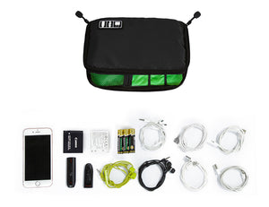 Electronics Accessory Cable Travel Organizer