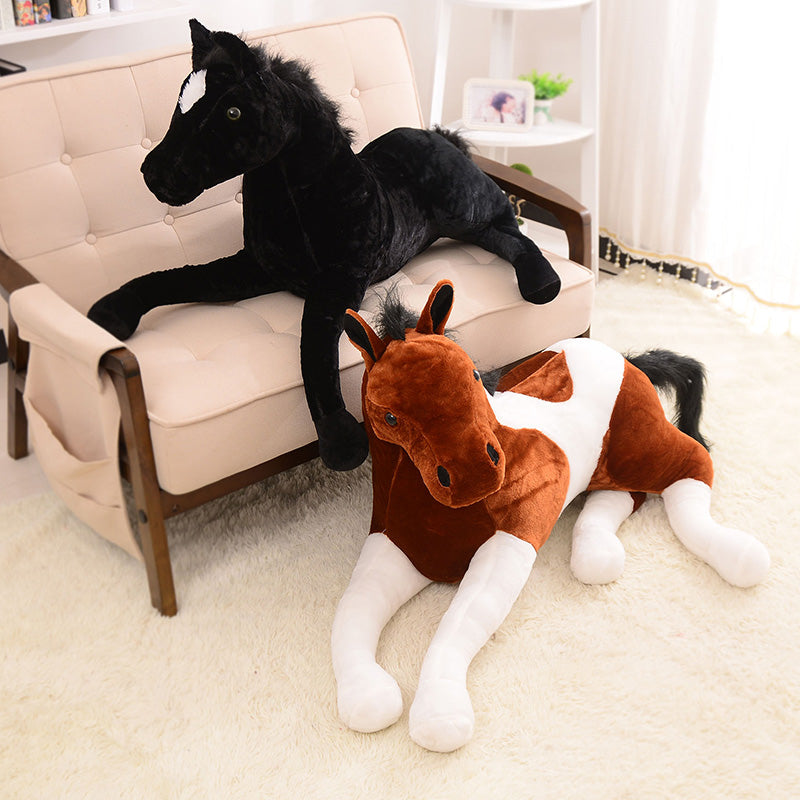 Cozy Animals™ Soft Plush Horse