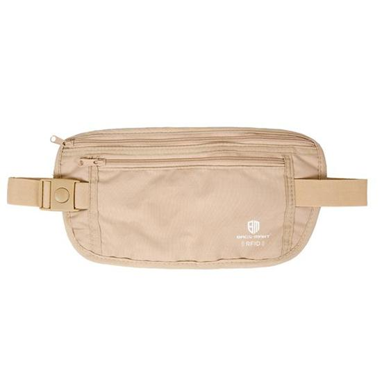 Travel Waist Pouch RFID Blocking