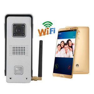 Wireless WiFi Video Door Bell