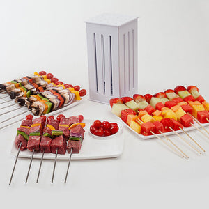 Perfect Kebab™ Easy BBQ Kebab Maker