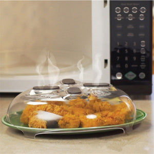 Splatter Guard™ Microwave Sealed Cover