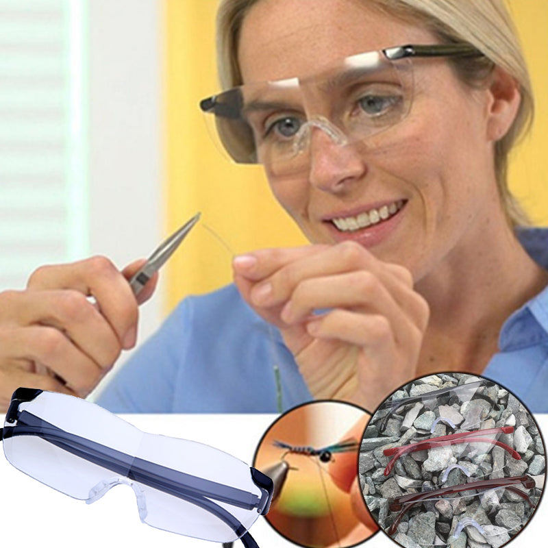Vision Pro™ Magnifying Eye Glasses
