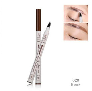 Microbladed Eyebrow Tattoo Makeup Pen