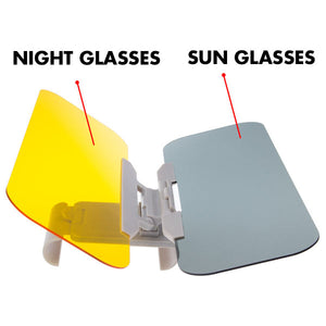 HD Vision™ Day & Night Visor
