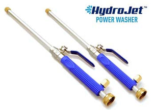 2x Hydro Jet™ Power Washer