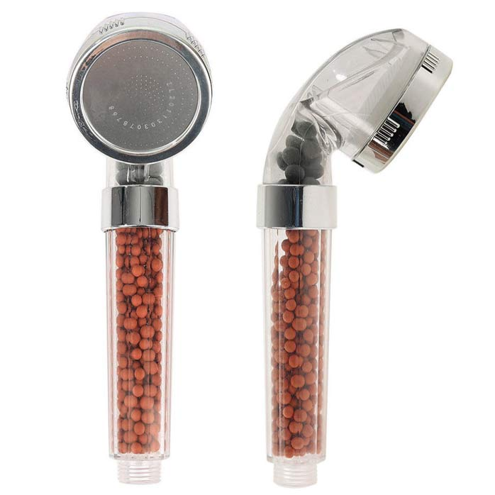 Luxury Spa™ Massaging Water Filter Shower Head