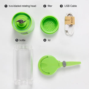 Smoothie Supreme™ Portable USB Juice Blender