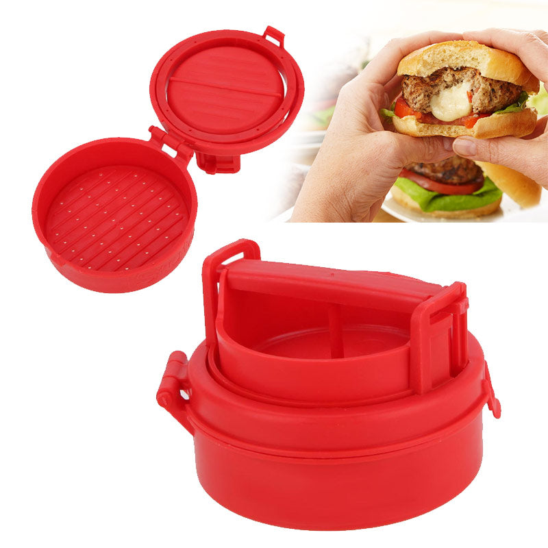 Stuffed Hamburger Maker Press