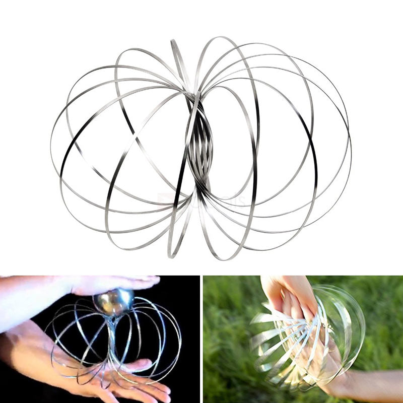 Original Toroflux Flow Ring Toy