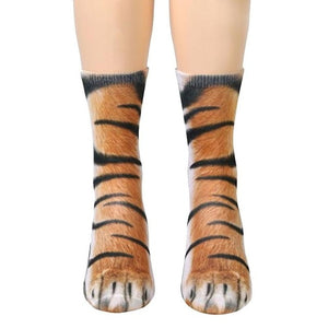 3D Print Animal Paw Socks