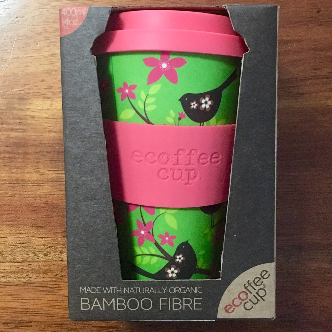 Ecoffee Cup Large Widdlebirdy