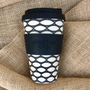 Ecoffee Bamboo Cup Large Basketcase