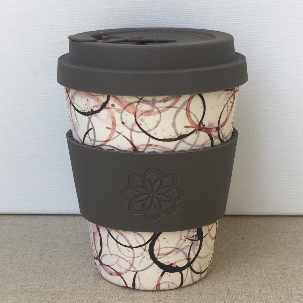 Ecoffee Cup Regular P&W Trail of a lifetime