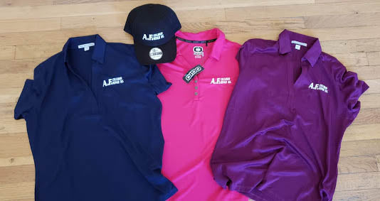 American Bodies We Do Polo's & Hats