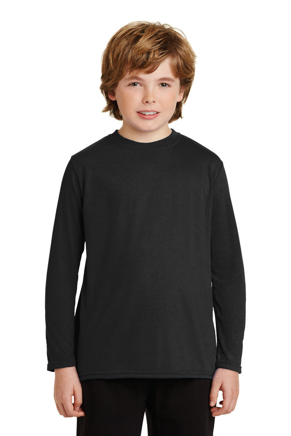 Gildan® Youth Gildan Performance® Long Sleeve T-Shirt. 42400B