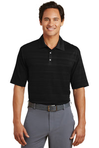 Nike Golf - Elite Series Dri-FIT Heather Fine Line Bonded Polo. 429438