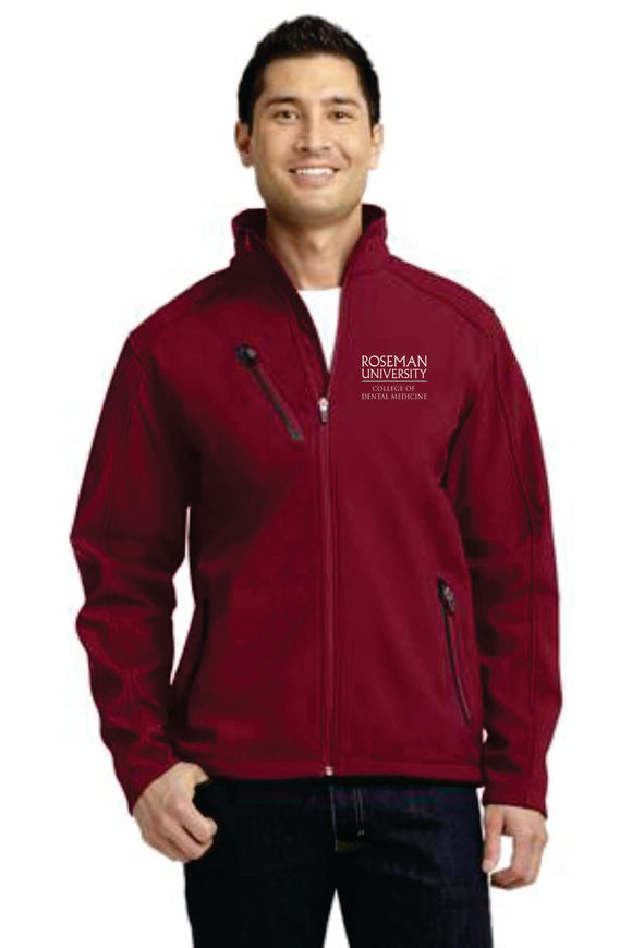 Roseman Dental Welded Soft Shell Jacket. J324