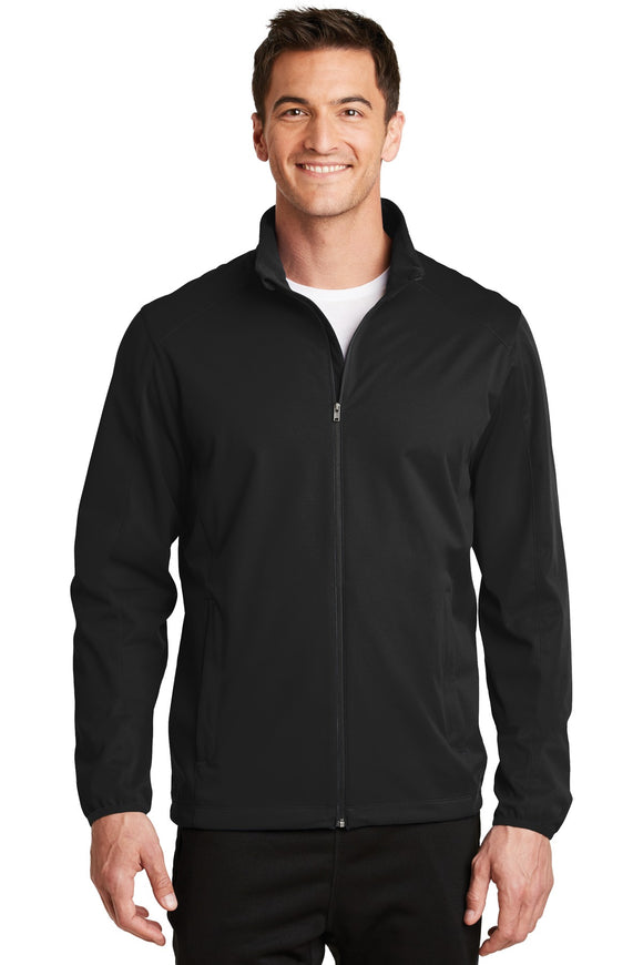 Port Authority® Active Soft Shell Jacket. J717